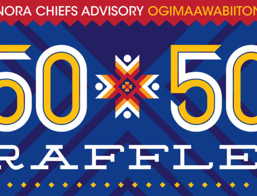 Kenora Chiefs Advisory 50-50 Raffle